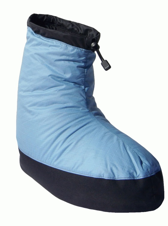 Standard Down Booties Western Mountaineering