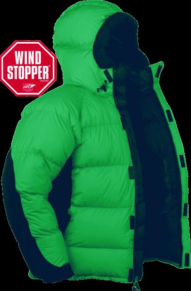 Snojack-Green-w-Gore-logo