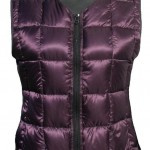 Women's Flash Vest - Plum