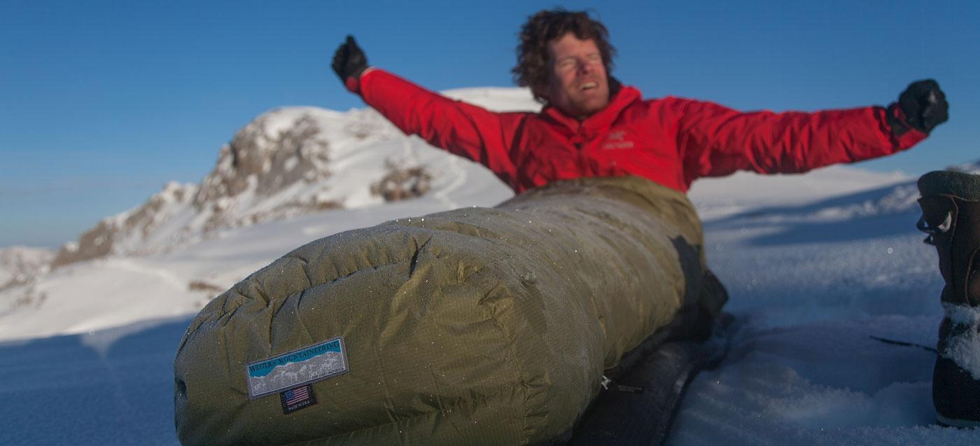 online store f3285 886c2 Western Mountaineering